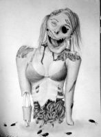 a zombie by ItsMyUsername