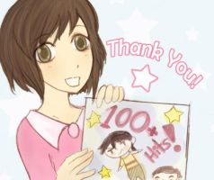 100+ Kiriban by Once-and-Again