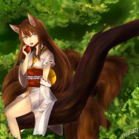 kitsune by Vocaloid23
