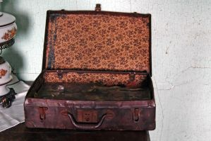 old candy suitcase by LucieG-Stock
