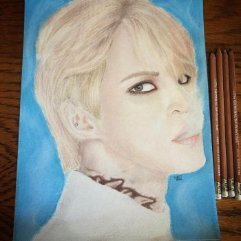 Jaejoong (Detch #233) by Eternal--Art