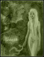 Forest by MirraGray
