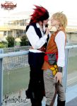 AkuRoku : What do you want to do? by MischievousBoyAilime