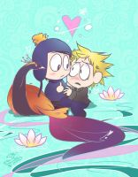SP - For that Creek Episode FanArt Submission by sanna-mania