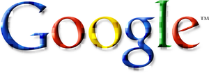 Google Logo- Squaredancing by usedHONDA