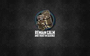 Atomic Robo Wallpaper by Treybacca