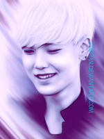 Zelo phone drawing by SMoran
