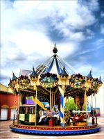 carousel by KCELphotography