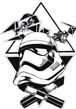 Stormtrooper by kaloy-costa