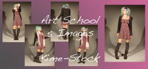 Art School by kime-stock