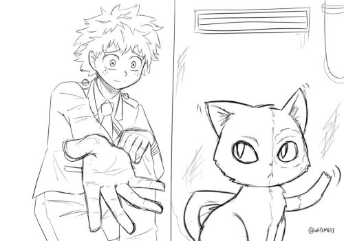 [Tododeku] Will you come with me? WIP by whymeiy