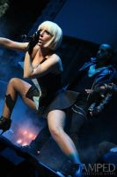 Lady Gaga II by AmpedPhotography