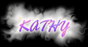 Kathy Graphic - Smoke Backing by Josh-Closser