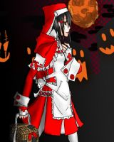 little red riding nun :contest by Girutea
