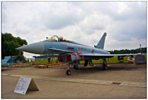 Eurofighter by X3RoN