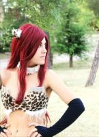 Erza Scarlet flight armor by BeItUkI
