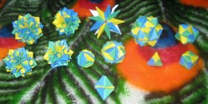Origami C.,S.,J.P.,M.S.,O.S. by musicmixer112