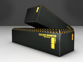 The Ammo Box v2 by Dani-Sang