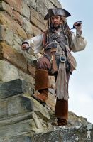 Captain Jack Sparrow Cosplay (53) by masimage