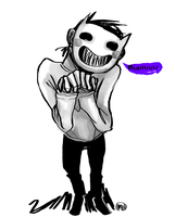 Zacharie by monkette