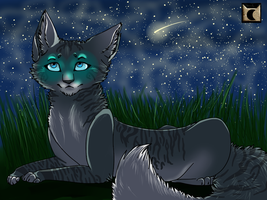 Moonstar - MoonClan by little-space-ace