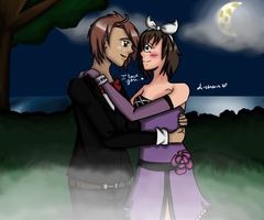CE- lovelychu: Prom Nite by Warped-Dragonfly