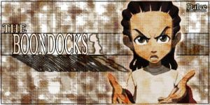 The Boondocks by DaicebergJ