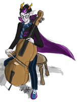 Eridan Cello Ampolayer by Eritcha
