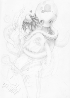 Octolove - Sketch by sashas