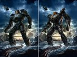 Pacific Rim - Movie Posters by DavidRapozaArt