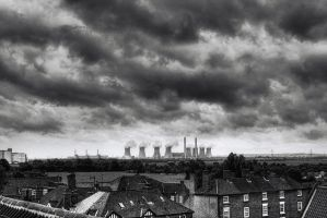 Power Station View... by TheBaldingOne