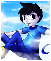 John Egbert by CrispyCh0colate