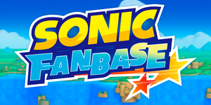 Sonic Fan Base - Icon by NathanLaurindo