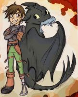 Httyd 2 by SparklingNeptune
