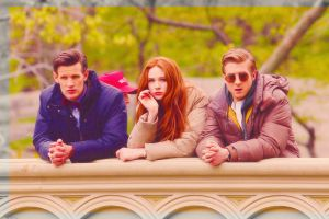 karen and the babes I by pondificent