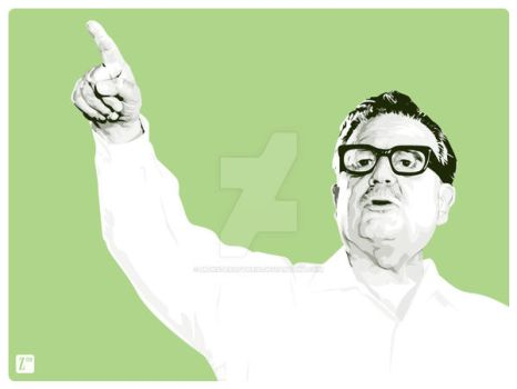 Salvador Allende by monsteroftheid