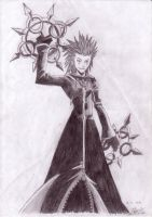 Axel by Hamii