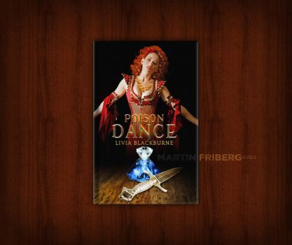 Poison Dance - Book Cover Contest by Freijo