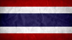 Thailand Grunge Flag by SyNDiKaTa-NP