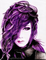 Uruha - The GazettE by Sayiitoh