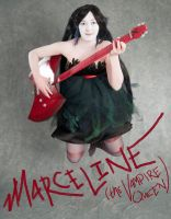 Marceline the Vampire Queen Adventure Time Cosplay by OxfordCommaCosplay