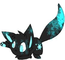 GlowKitten Adoptable 3 ((OPEN!)) by GamerGeek-Adopts