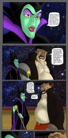 Maleficent's Order-Part 1 by DisneyFan-01