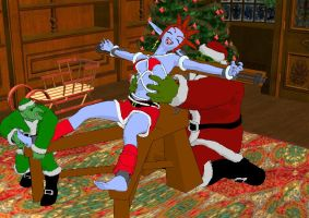 Christmas Tickling - Zimwa by NDT2000