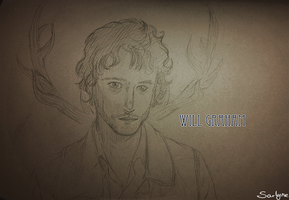 Will Graham by SarlyneART