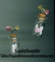Zelda - Fairy Earrings by CosplayPropsEtc