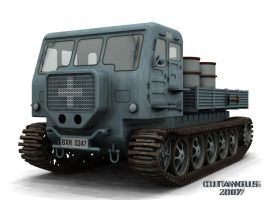 General Purpose Truck by CUTANGUS