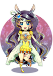 Celestial Magical Bunny V2 [Auction - CLOSED] by SakuraTenshi101