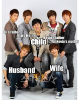 U-kiss family by I-Love-Kpop
