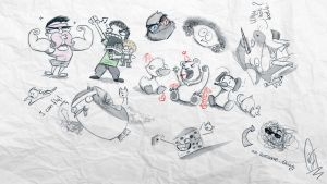 Scribbling with Netty 2. by ScribbleNetty